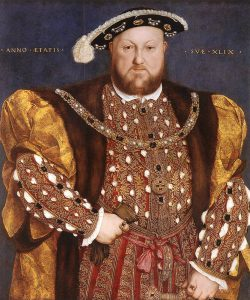 henry holbein